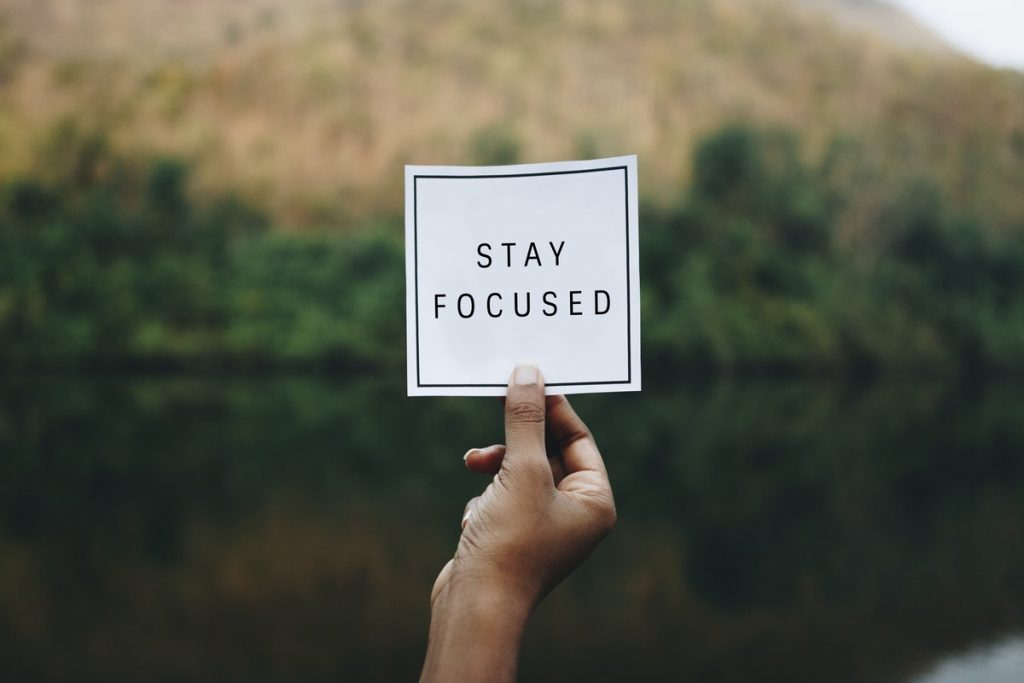 What Do Startup Founders Need to Stay FOCUS?